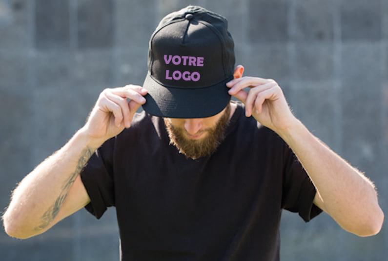 casquette votre logo ici